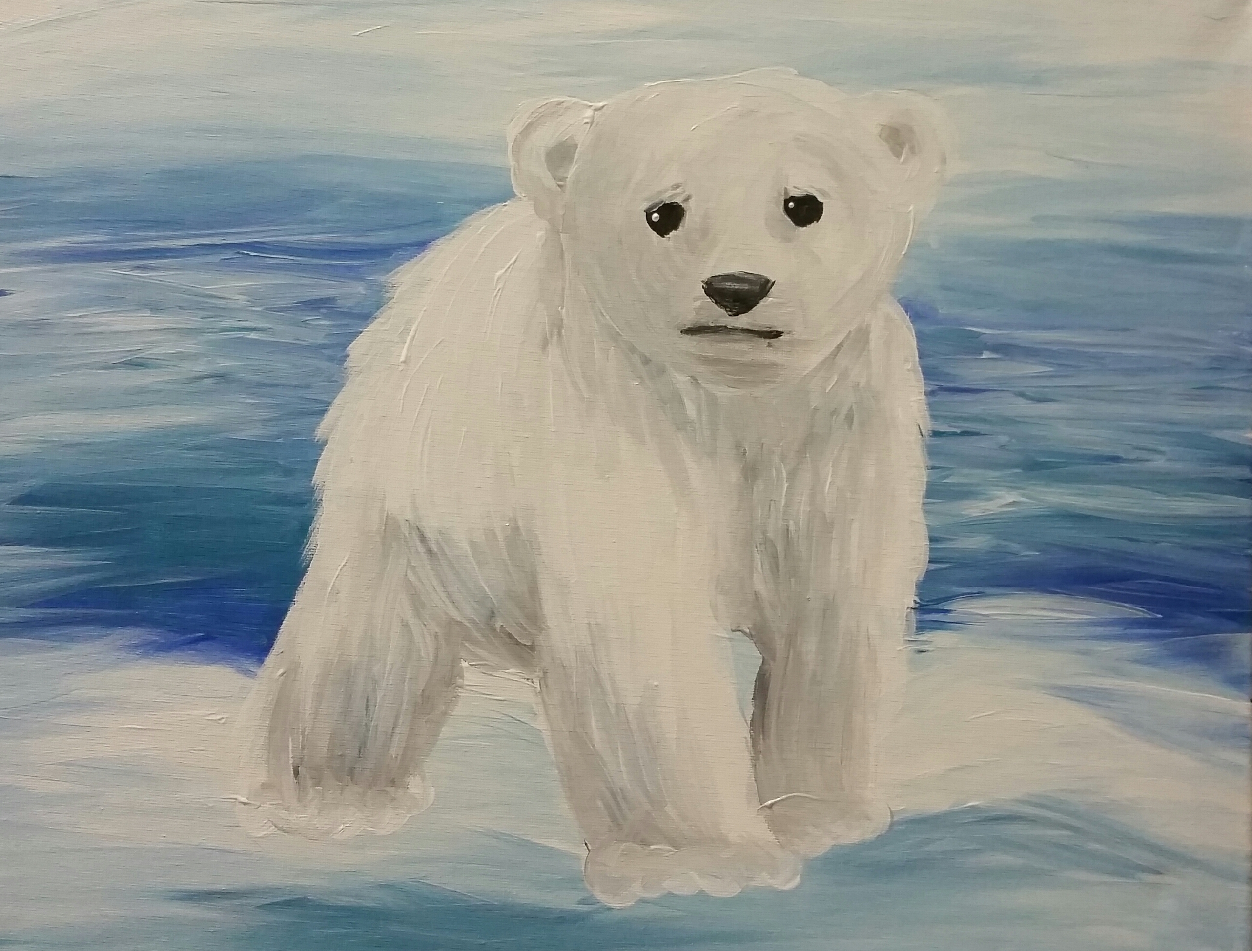 Polar Bear Cub- 2 hours