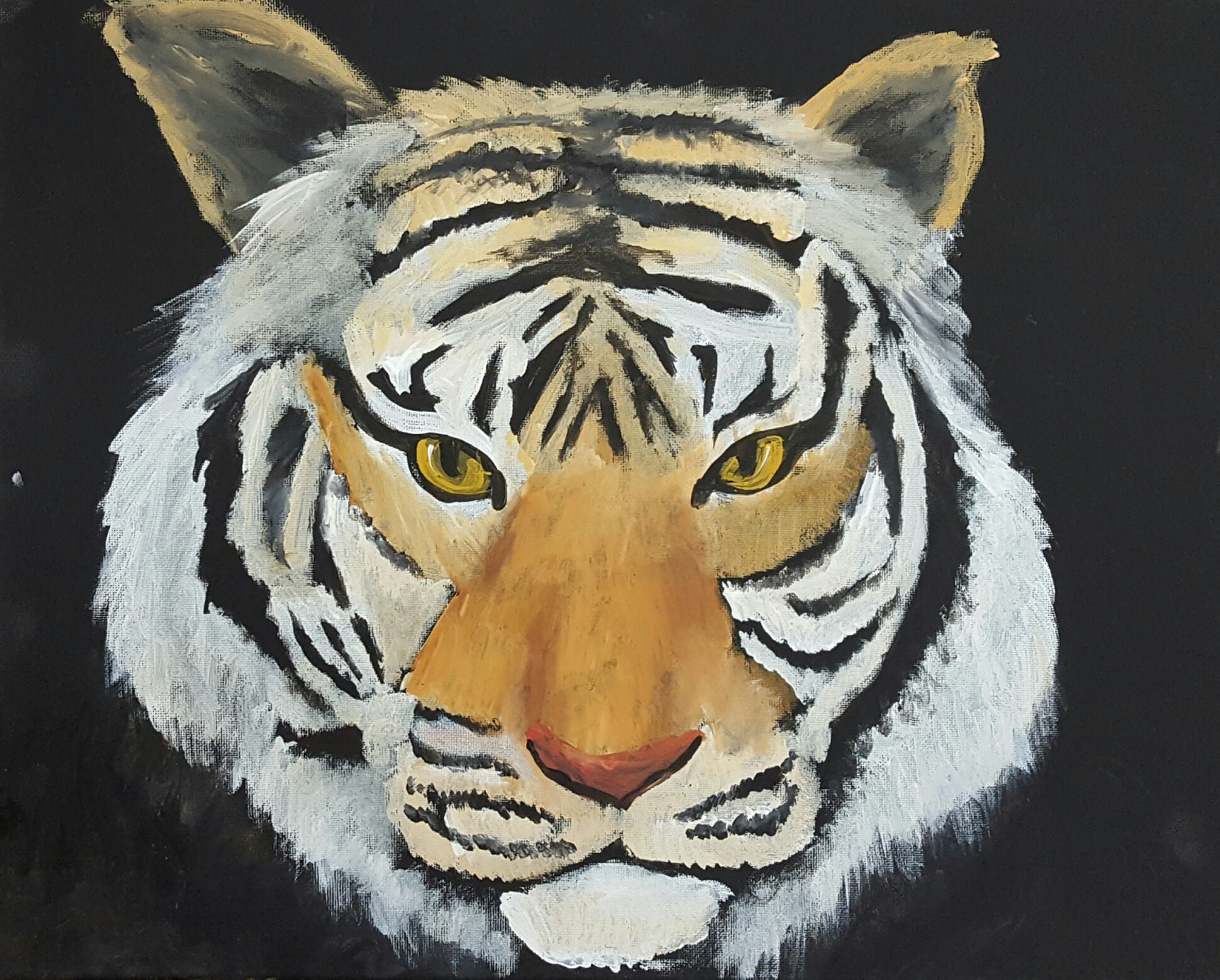 Tiger- 2 hours